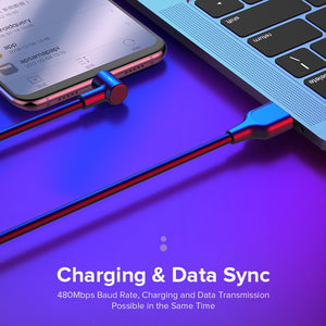 Venroii 5A USB Type C Cable 1m 2m 3m Fast Charging Type C Kable for Huawei P30 P20 Mate 20 Pro Phone Supercharge QC3.0 USBC Cabo