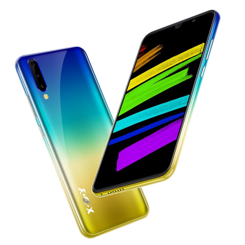 "Image of XGODY P30 3G Smartphone 6"" 18:9 Android 9.0 2GB RAM 16GB ROM MTK6580 Quad Core Dual Sim 5MP Camera 2800mAh GPS WiFi Mobile Phone"