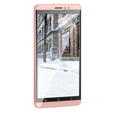 Image of XGODY Y14 3G Smartphone 6 Inch Android 5.1 Dual Sim Card Mobile Phone MTK6580 Quad Core 1GB+8GB 5MP Camera GPS WiFi Cellphone