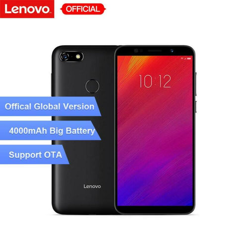 Global Version Lenovo A5 3GB RAM 16GB ROM Mobile Phone MTK6739 Quad Core 5.45' S