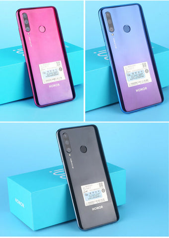 "Image of HuaWei Honor 20i 4G LTE Mobile Phone Kirin 710 Android 9.0 6.21"" 32.0MP Face ID"