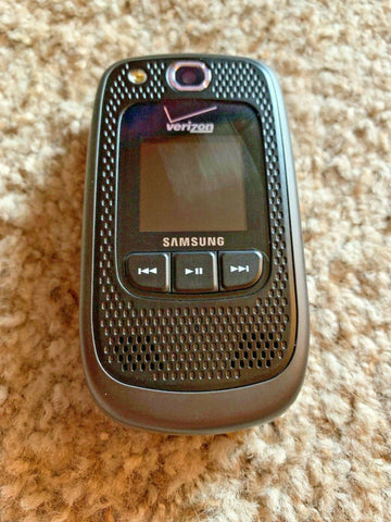 Samsung Convoy 2 U660 Verizon Refurbished Working with Battery & Charger