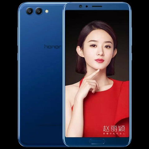 Huawei Honor V10 Mobile Phone Android 8.0 Honor View10 Smartphone 5.99'' 1080P