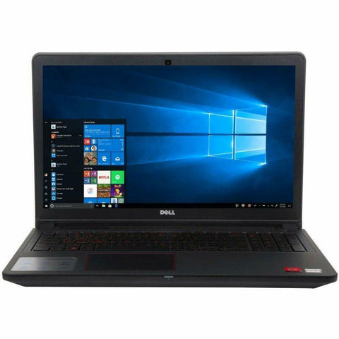 "Image of Dell Inspiron 15.6"" i5-7300HQ Gaming Laptop,GTX1050 20GB 512GB SSD"