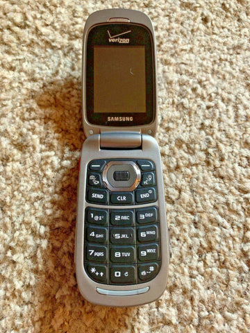 Image of Samsung Convoy 2 U660 Verizon Refurbished Working with Battery & Charger