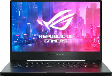 "Image of ASUS 15.6"" Gaming Laptop Ryzen 7 16GB Mem NVIDIA GeForce GTX 1660 Ti 512GB SSD"