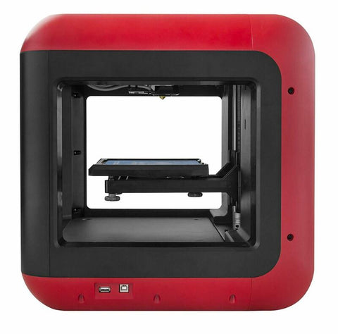 Image of Flashforge Finder 3D Printers With Cloud, Wi-Fi, Usb Cable And Flash Drive Conne