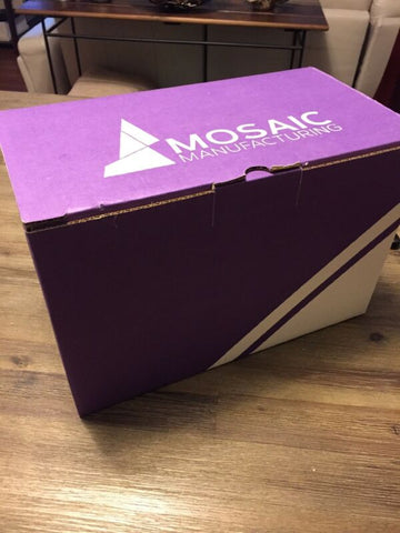 New Mosaic Palette+ for multi-material 3D printing on 1.75mm printers