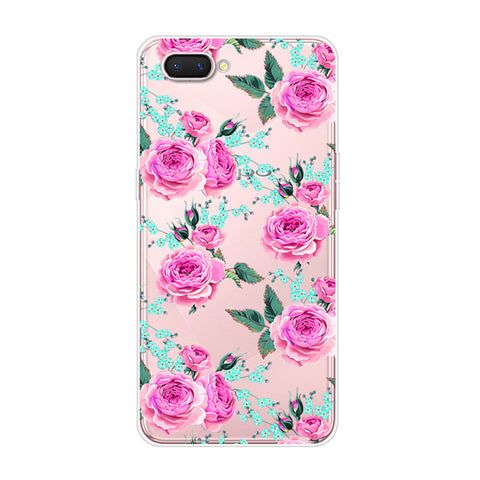 Image of 6.2'' For Oppo A3S Case OppoA3S Soft Silicon TPU Back Cover For OPPO A5 OPPOA5 Case A 3S A3 S ax5s Cover Animal Phone Cases