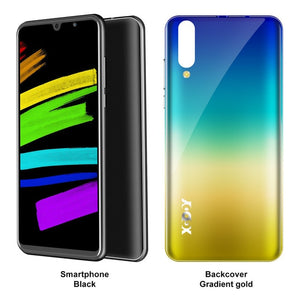 "XGODY P30 3G Smartphone 6"" 18:9 Android 9.0 2GB RAM 16GB ROM MTK6580 Quad Core Dual Sim 5MP Camera 2800mAh GPS WiFi Mobile Phone"