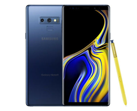 Image of NEW Samsung Galaxy NOTE 9 128GB SM-N960U (GSM Unlocked)  AT&T T-Mobile Metro USA