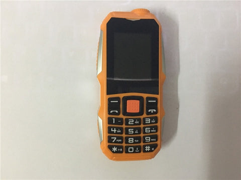 Image of New Old Man Low Price Mobile With Camera MP3 FM Radio Shockproof Dustproof Rugged Sports Cheap Phone S8