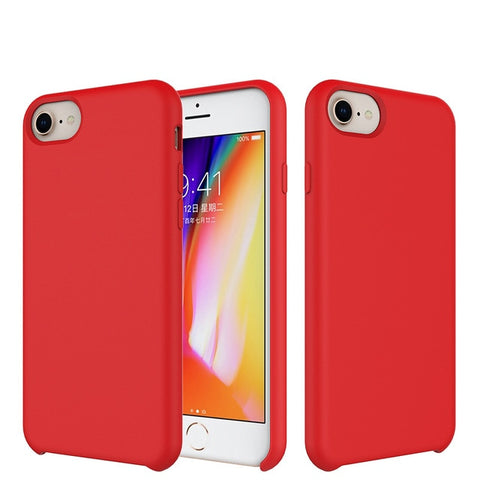 Image of GNTO luxury mobile phone case  For Apple iphone 6 6S Plus 7 7 Plus 8 8 Plus X XR XS XSmax Silicone case