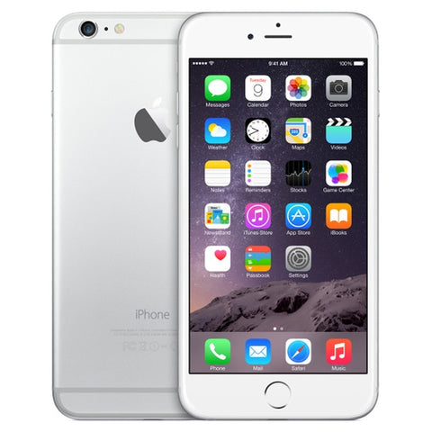 "Image of Original Apple iPhone 6 Mobile Phone 4G LTE 4.7""1GB RAM 16/64/128GB ROM 8.0MP Dual Core iOS Fingerprint Unlocked Smartphone"