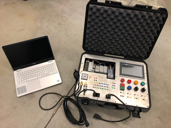 PLC Training Box
