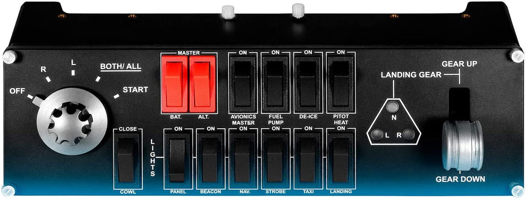 FLIGHT SWITCH PANEL - Sky Crew PTY