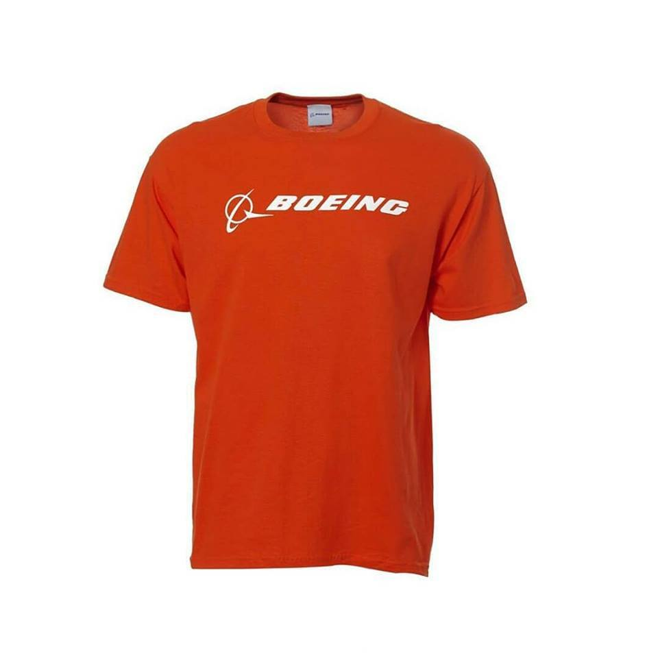 Boeing T- Shirt Color - Sky Crew PTY
