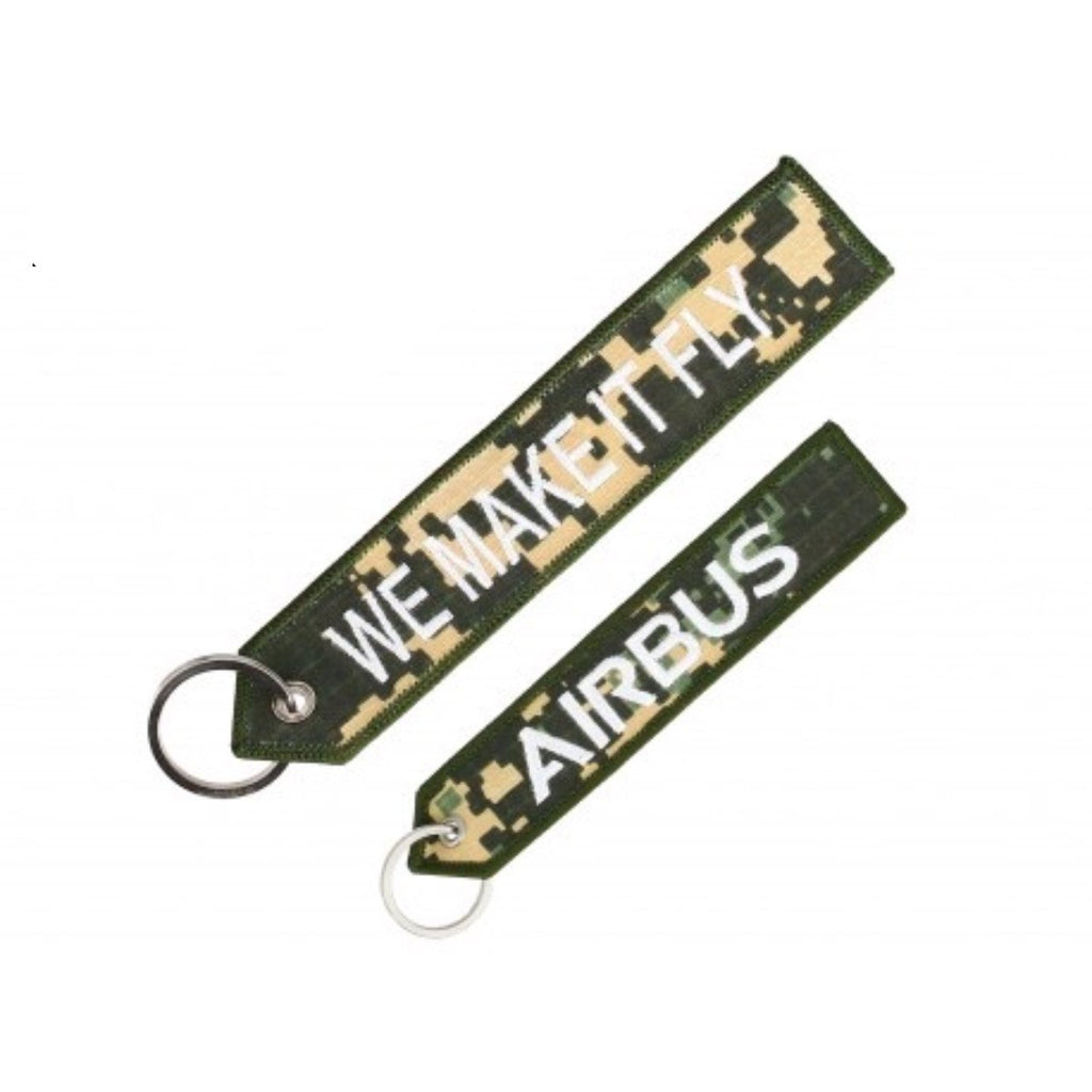 "Keychain military ""We make it fly"" - Sky Crew PTY"