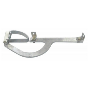 D & E PIPER TYPE FLAP OR AILERON HINGE ASSEMBLY