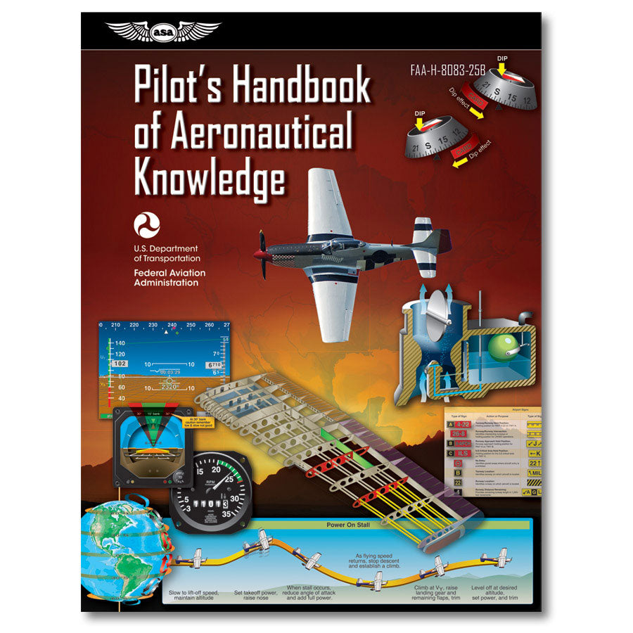 Pilot´s Handbook of Aeronautical Knowledge - Sky Crew PTY