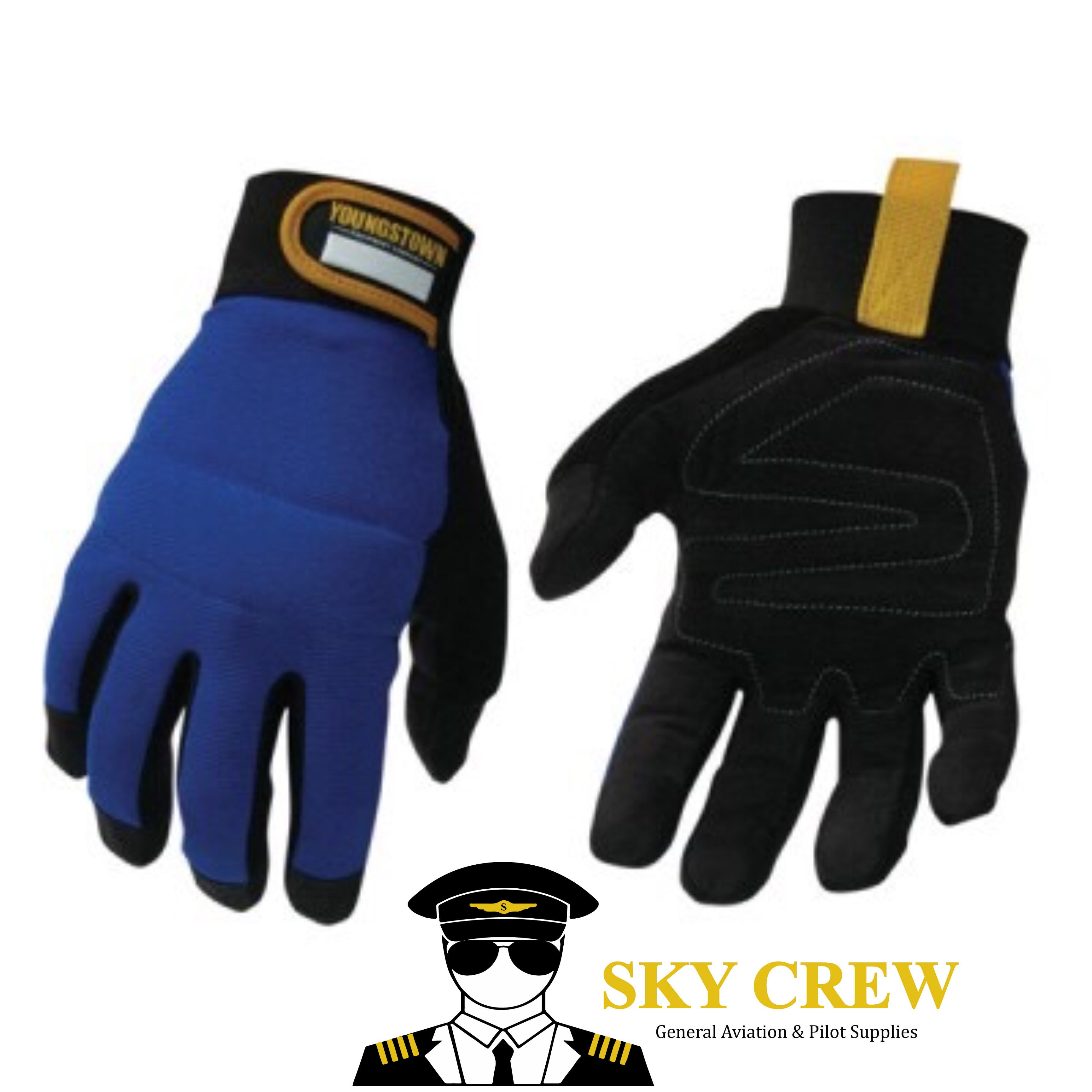 MECHANICS PLUS GLOVES - Sky Crew PTY