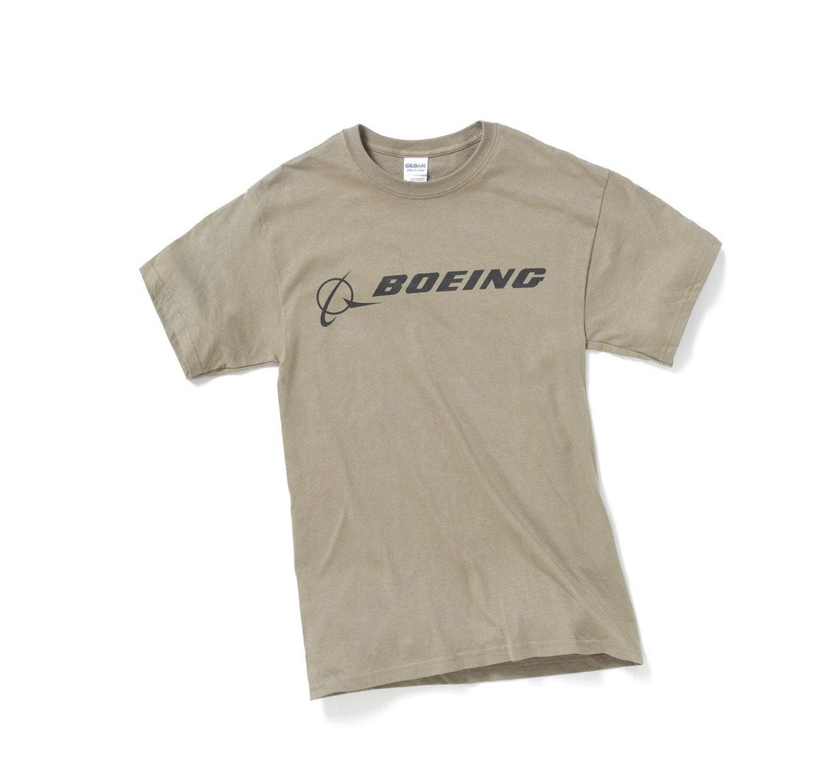 Boeing T- Shirt Color Beige - Sky Crew PTY