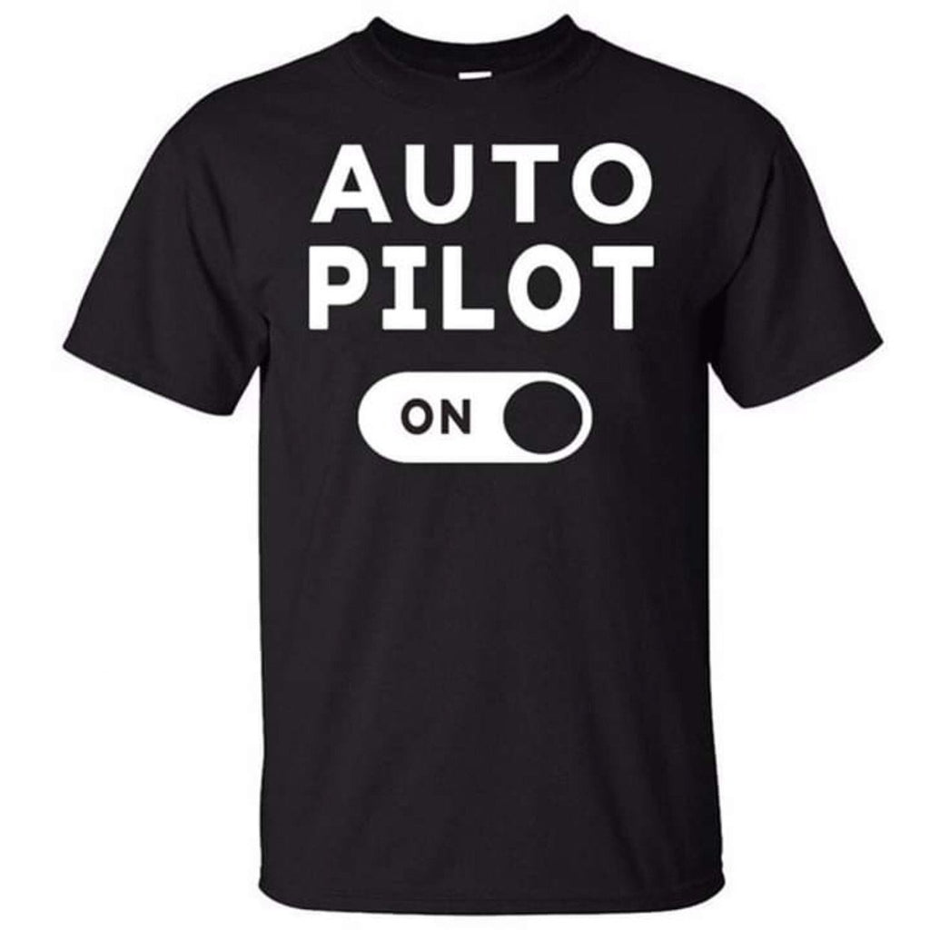 Auto Pilot On / Suéter - T-Shirt - Sky Crew PTY