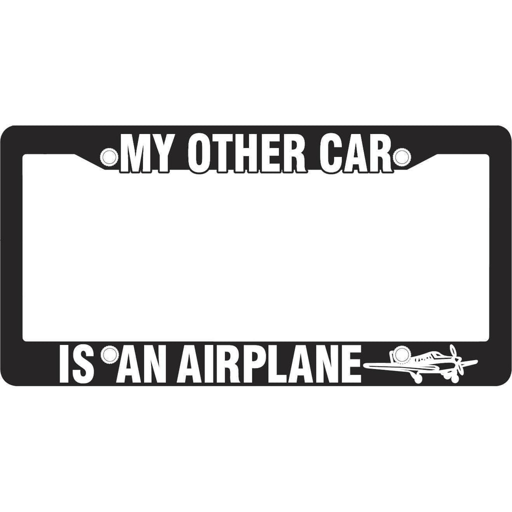 "Marco ""My Other Car is an Airplane"" (Placa) - Sky Crew PTY"