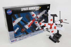 SPACE ADVENTURE SPACE STATION - Sky Crew PTY