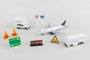 Delta Airlines Playset - Sky Crew PTY