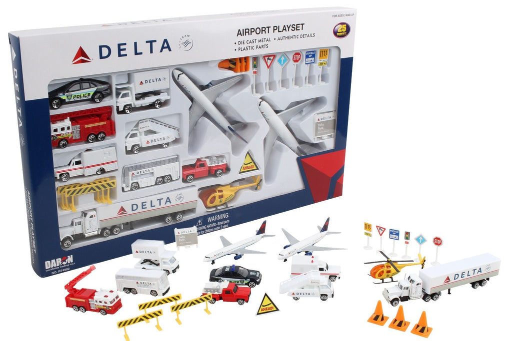 DELTA LARGE PLAYSET - Sky Crew PTY