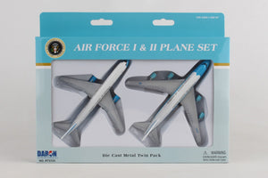 AIR FORCE ONE/AIR FORCE 2 - 2 PLANE SET - Sky Crew PTY