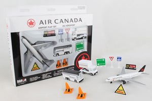 AIR CANADA PLAYSET NEW LIVERY - Sky Crew PTY
