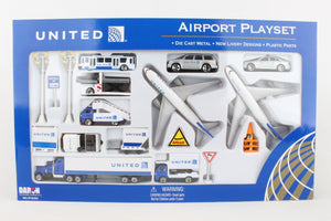 UNITED LARGE PLAYSET - Sky Crew PTY