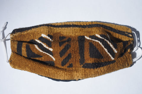 Authentic Mudcloth Face Mask
