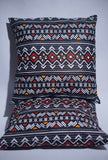 B&W Tribal African Cotton Pillows
