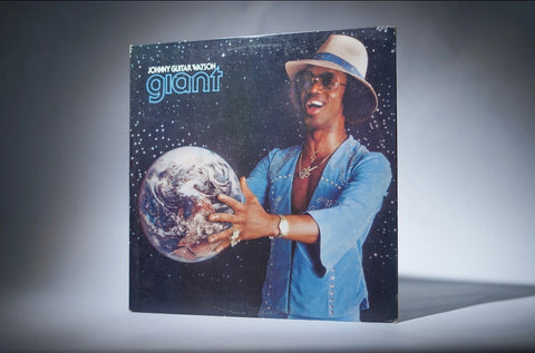 Johnny Guitar Watson- Giant