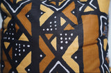 Mudcloth African Cotton Pillows