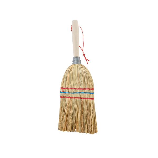 Mini Rice Straw Hand Broom
