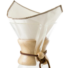 Load image into Gallery viewer, Reusable Chemex Coffee Filter
