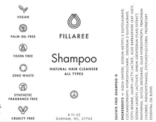 Load image into Gallery viewer, Fillaree Shampoo