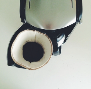 Reusable Automatic Coffee Filter