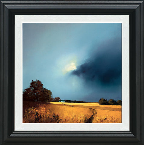 Barry Hilton, Golden Fields of Home, Framed