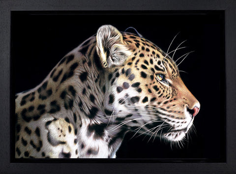 Darryn Eggleton, The Wild Side I, Framed