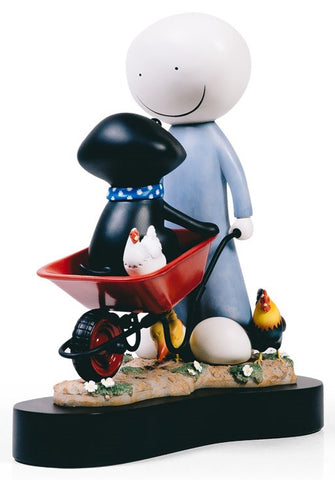 Doug Hyde, Daisy Trail (Sculpture)