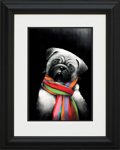 Doug Hyde, Small But Mighty, Framed