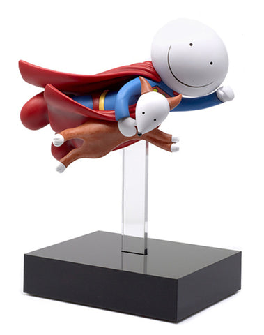 Doug Hyde, Is It A Bird? Is It A Plane? (Sculpture)