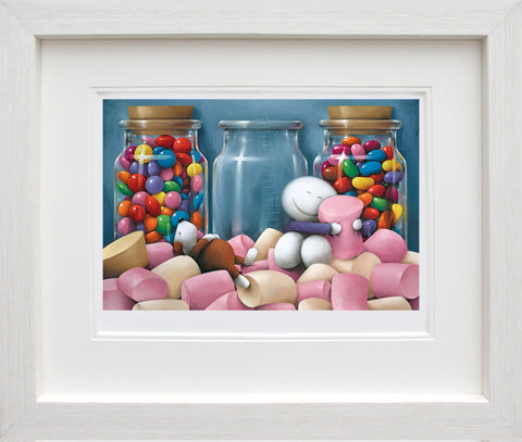Doug Hyde, Life Is Sweet, Framed
