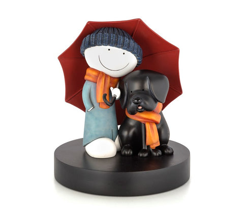 Doug Hyde, Showered With Love, Sculpture