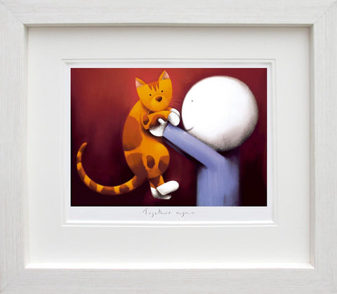 Doug Hyde, Together Again, Framed